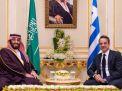 4 أسباب وراء الغرام السياسي بين السعودية واليونان