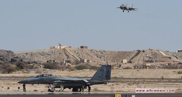 """""""قاعدة الملك خالد الجوية"""" تتعرض لهجوم طائرة يمنية"""