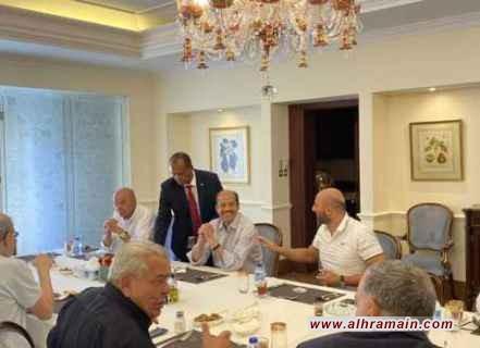 """هل يتم """"إخفاء"""" الخلافات والتجاذبات  بعد قضية""""الفتنة""""؟..تساؤلات في عمان حول  """"إفطارات الاسبوع"""" التي يقيمها السفير السعودي السديري مع نخب سياسية"""