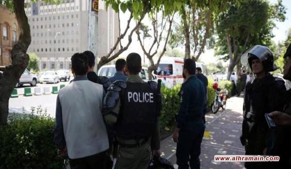 هجمات إرهابية في طهران والحرس الثوري يتهم السعودية وأميركا