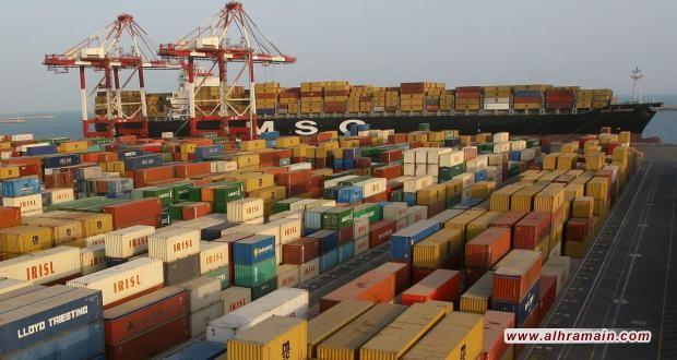 هبوط فائض ميزان التجارة بنسبة 23% على أساس سنوي