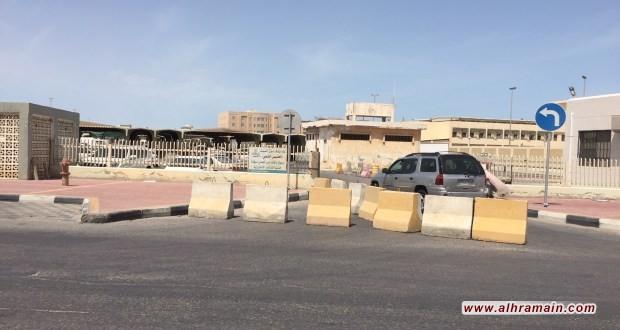 بلدية القطيف تجري ترتيبات جديدة على البوابات الجنوبية لسوق الخميس