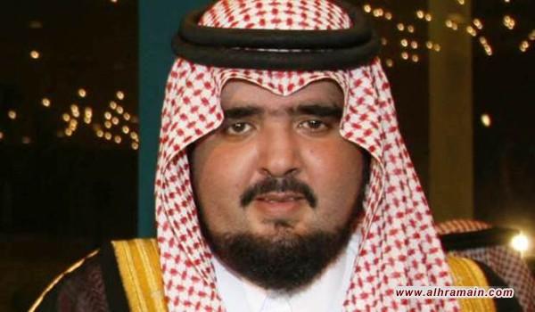 نجل الملك فهد يهاجم ابن زايد: يخون الرياض وينشر الفتن