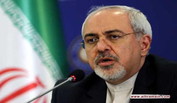 """وزير خارجية إيران ينتقد الدعم الأمريكي لـ""""تحالف سعودي عراقي"""" ضد بلاده ويعتبر أن حكومة ترامب ليست مستعدة للتعلم من أخطائها"""