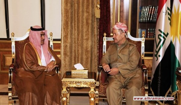 وساطة سعودية مزيفة بين بغداد وإقليم كردستان