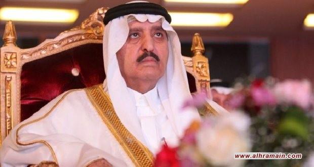 أنباء عن عودة الأمير المعارض أحمد بن عبد العزيز إلى الرياض
