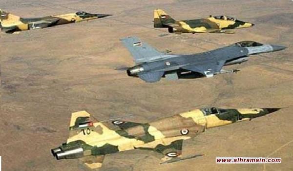 اول مناورات جوية مشتركة بين السودان والسعودية