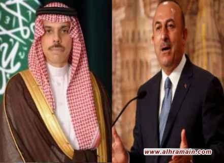 لقاء تركي سعودي في النيجر يشير إلى ذوبان الجليد في العلاقات الثنائية بعد عامين من مقتل خاشقجي ووزير الخارجية التركي يؤكد أن الشراكة القوية بين البلدين ستفيد المنطقة بأسرها