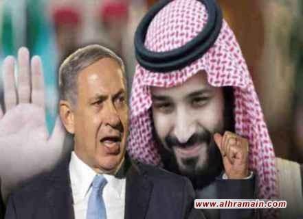 """نتنياهو يخرج عن صمته بشأن سفره للسعودية ولقاء الامير محمد بن سلمان سرا في مدينة """"نيوم"""
