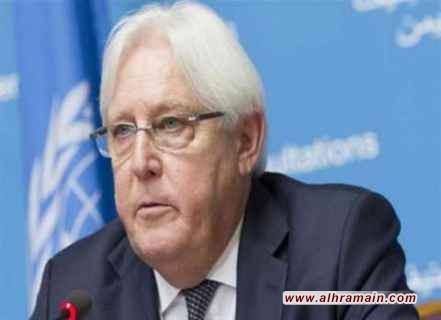 مبعوث الأمم المتحدة الخاص باليمن سيزور عدن والرياض