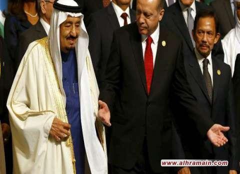 تركيا توجه رسالة هامة إلى السعودية من داخل الأراضي القطرية