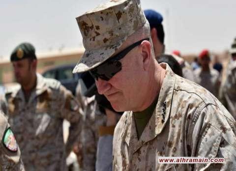 ألمح لحرب كادت تندلع قبل عام.. قائد القيادة الوسطى الأمريكية يكشف عن تفاصيل دعم واشنطن للسعودية في التصدي للهجمات الأخيرة