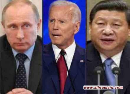 ألكسندر نازاروف: مصر.. الجزائر.. السعودية.. أين موقعها في الحرب الأمريكية الروسية القادمة؟