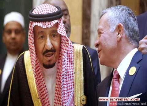 """الرياض في الانتظار ومُهتمة جدًّا بمُتابعة تفاصيل """"التحقيق الأردني مع عوض الله"""""""