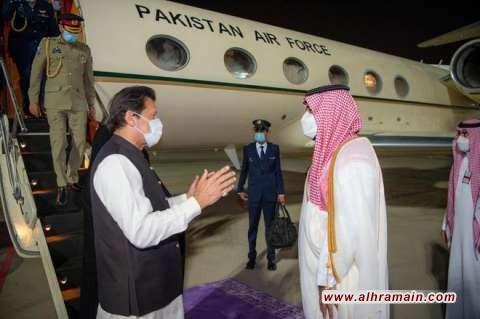 قمة سعودية باكستانية تناقش الإرهاب وأزمة اليمن والتوقيع على اتفاقيتين وإنشاء المجلس التنسيقي السعودي – الباكستاني