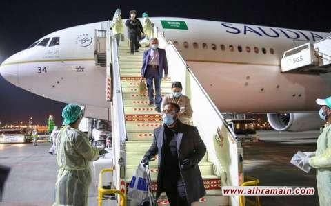 السعودية تمدد تأشيرات واقامات الموجودين خارج المملكة