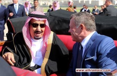 """الرزاز يختتم زيارته القصيرة الى الرياض في رسالة """"أردنية"""" للملك سلمان: نصائح بريطانية بتخفيف التوتر بين """"المملكتين"""" و""""وديعة سعودية"""" وصلت  البنك المركزي"""