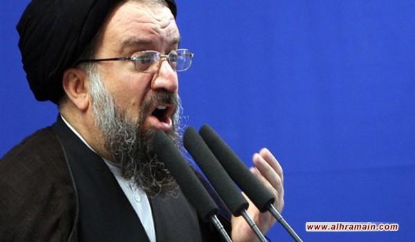إيران تهاجم بشدة السعودية