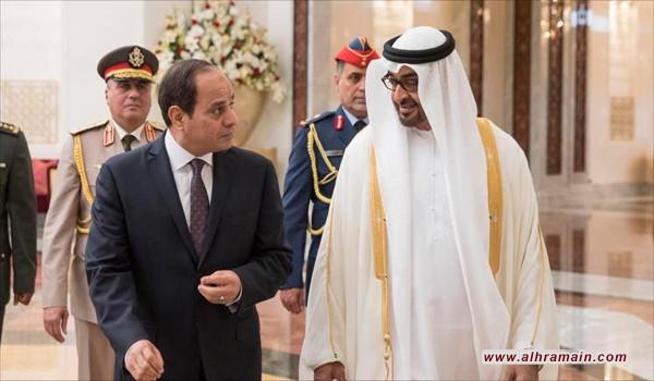 """""""مجتهد"""" يكشف بالتفاصيل الخطة """"المصرية الإماراتية الإسرائيلية"""" لتغيير واقع الخليج باستثناء عُمان"""