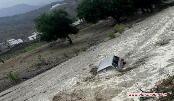 """""""الأرصاد"""" فشلت في التنبؤ بأمطار أبها.. وتردَّدت """"التعليم"""" في حماية طلابها"""