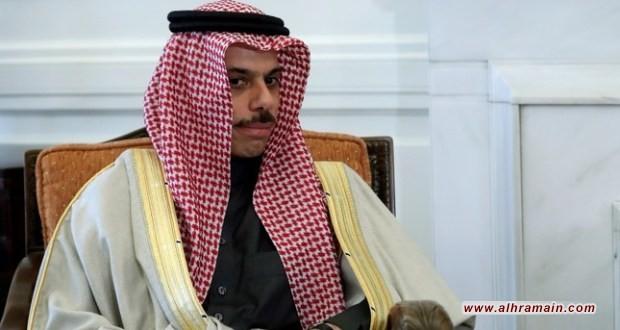 السعودية تبرر الاحتلال الأميركي للعراق: خروج القوات الأميركية سيجعل المنطقة أقل أمناً