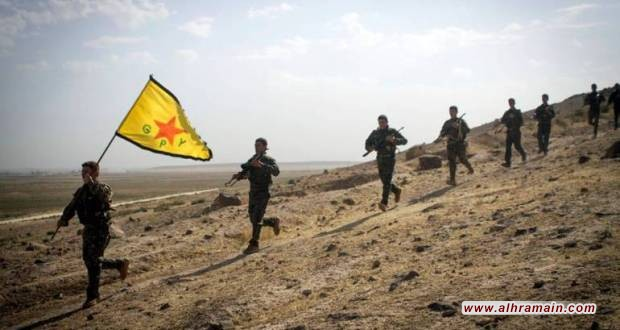 """السعودية تجند """"قسد"""" لمواجهة إيران في سوريا"""