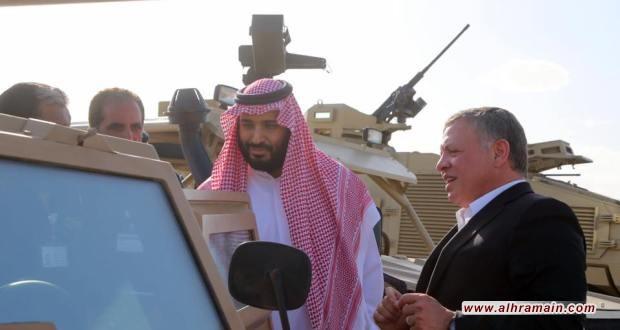 """""""معونات"""" السعودية والإمارات للأردن: ابتزاز لتنازلات كبيرة"""