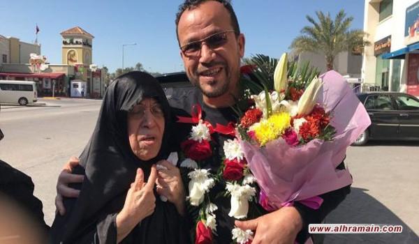الإفراج عن علي العكري بعد اعتقال 5 سنوات بسبب علاج الجرحى