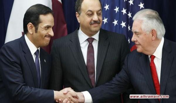 إحباط سعودي إماراتي من دبلوماسية الدوحة وصفقاتها مع واشنطن