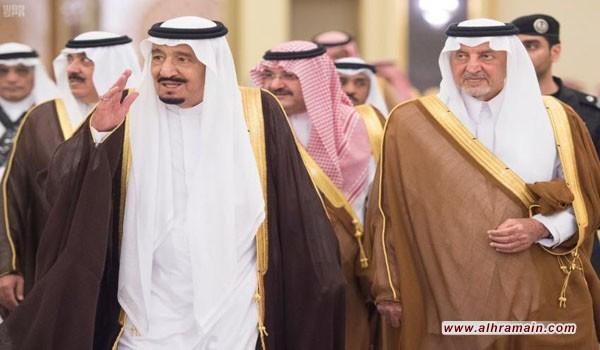 و.س.جورنال: آل سعود يتوحدون لإنقاذ النظام من أزمة خاشقجي