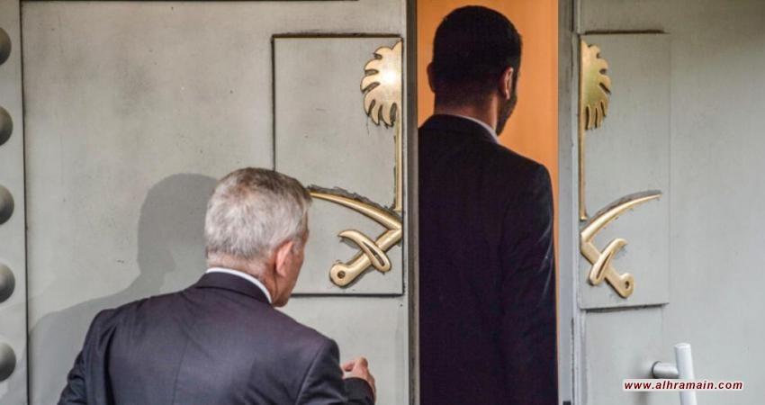 تسريبات صوتية تكشف تفاصيل اغتيال خاشقجي بقنصلية إسطنبول