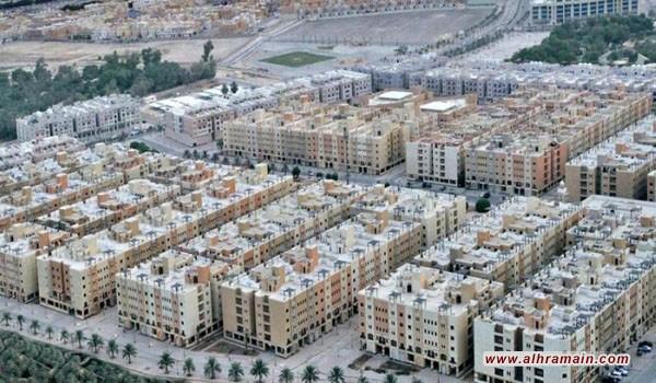 %36.9 خسائر صفقات السوق العقاري السعودي خلال 2018