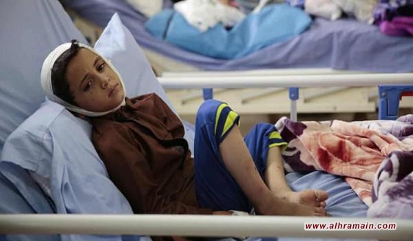 اليونيسيف: 6700 طفل بين قتيل وجريح بحرب اليمن