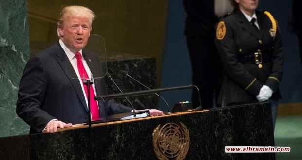 تقرير   ترامب يكيل المديح مدفوع الثمن للسعودية