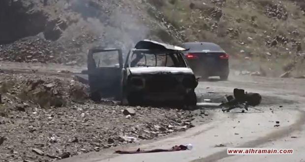 السعودية تواصل جرائمها في اليمن: 5 شهداء وجرحى بغارات وقصف على مأرب وصعدة