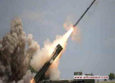 """الحوثيون يعلنون إطلاق ثلاثة صواريخ بالستية من نوع """"زلزال"""" على المملكة العربية السعودية"""