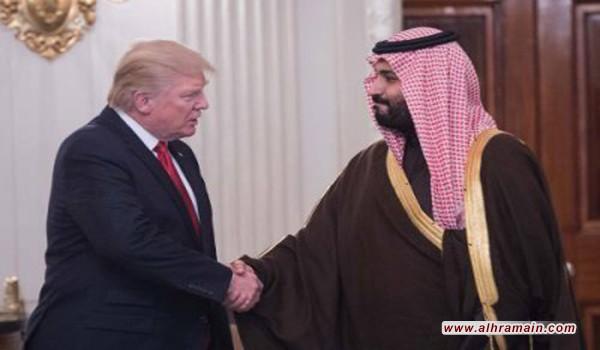 ترامب يلتقي ولي ولي العهد السعودي في البيت الأبيض والعلاقات الاقتصادية وجهود إنهاء الحرب في سوريا ابرز على رأس المحادثات