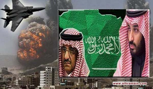كاتب سعودي يكشف المستور: سلمان نحو الهاوية والمستقبل المجهول يلاحق الــ محمدين