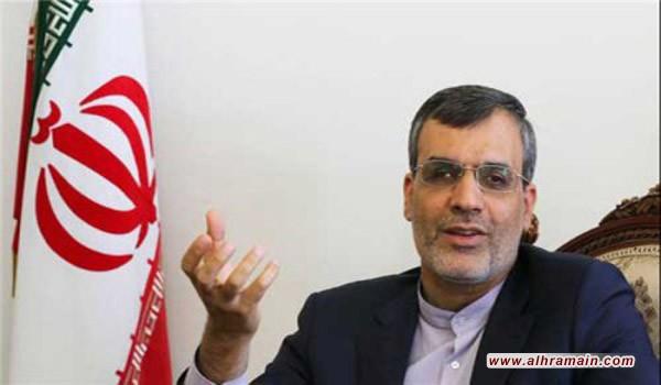 أنصاري: لا خيار أمام السعودية سوى القبول بإيران كما هي وعليها أن تثبت أنها محاربة للارهاب