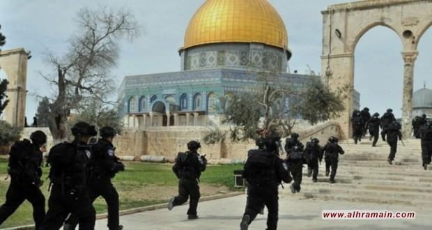 إدانة متأخرة لآل سعود على الانتهاكات الصهيونية بحق فلسطين وأهلها