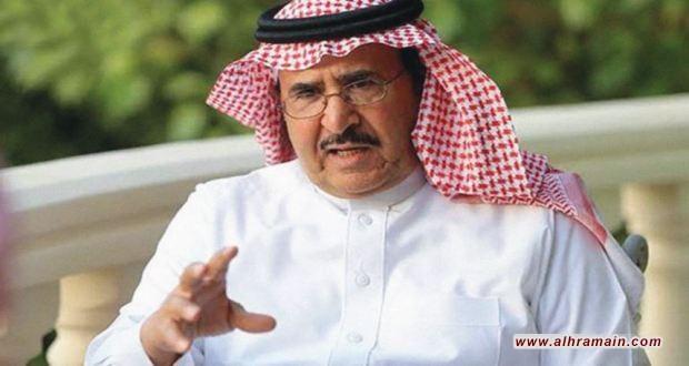 أكاديميون دوليون يطالبون السلطات بالإفراج عن الاقتصادي عبدالعزيز الدخيل