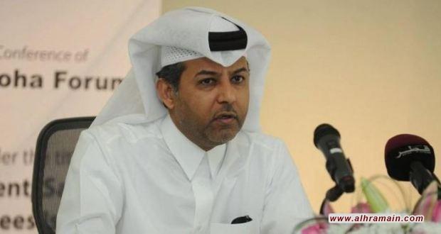 قطر لقرقاش: الهمس إن خرج إلى العلنِ سيُغضب حليفتكم السعوديةَ