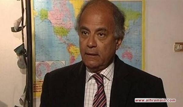 بالفيديو ..مساعد وزير خارجية مصر الأسبق للسعوديين: كونوا عقلاء وأوقفوا هجومكم وإلا سنرد بقوة