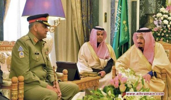 ميدل إيست آي: باكستان أرسلت قوات لمواجهة الجيش اليمني واللجان على الجبهات الجنوبية للسعودية