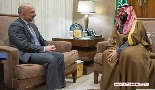 بن سلمان يبحث قضايا الإرهاب مع مستشار الأمن القومي الأفغاني