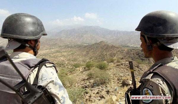 مقتل 5 جنود سعوديين على الحدود مع اليمن