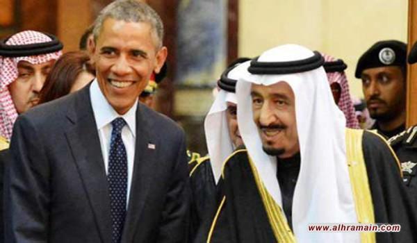 دخول ترامب الى البيت الابيض هو مثابة دفعة قوية للزعماء العرب الذين خاب أملهم من سياسة اوباما في الشرق الاوسط