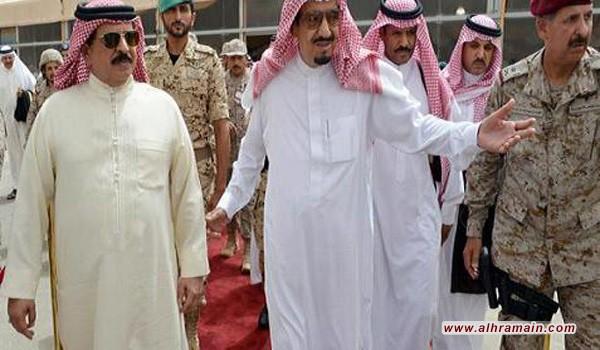 مصدر سعودي: هذا ما أمر به الملك سلمان ملك البحرين بخصوص آية الله قاسم..