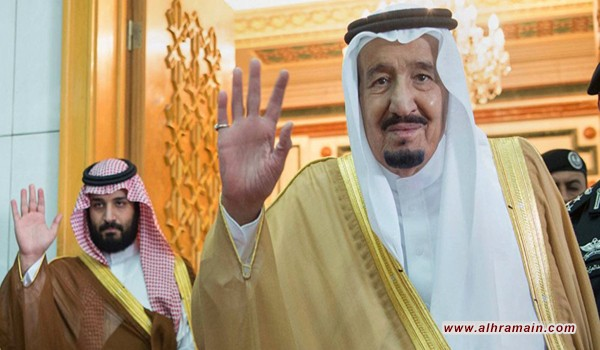 """كبار أمراء """"آل سعود"""" يحذرون الملك: ابنك سيفكك لحمة الأسرة ونعترض على عزل ابن نايف"""