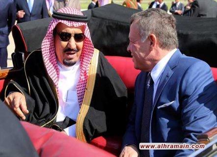 """صدور """"أمر ملكي سعودي"""" بتحويل """"وديعة"""" بقيمة 350 مليون إلى """"منحة"""" للأردن"""